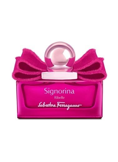 Salvatore Ferragamo Salvatore Ferragamo Signorina Ribelle Edp 50 ml Parfüm Renksiz